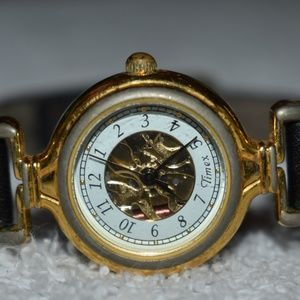Timex Accessories - Vintage Timex Skeleton Watch